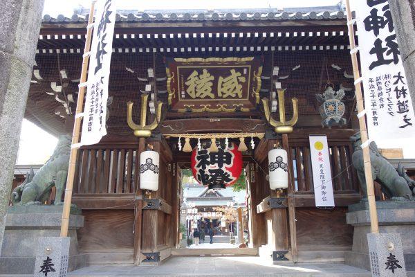 福岡・櫛田神社のパワースポットまとめ。恋愛に効く縁結びスポットも!