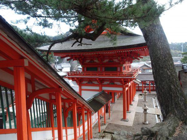 日御碕神社は島根有数のパワースポット!砂のお守り・縁結びのご利益も!